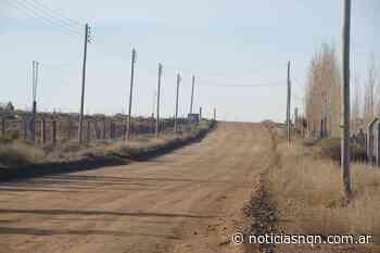 Proyectan la ejecución de una red de agua para El Salitral - Noticias NQN