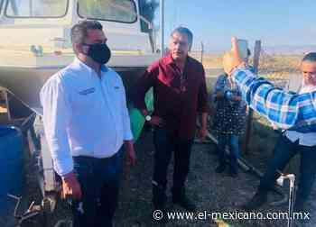 Introdujeron toma de agua en la zona de El Salitral - El Mexicano Gran Diario Regional