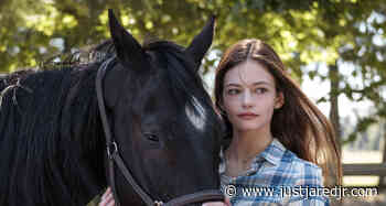 Mackenzie Foy Starring In New 'Black Beauty' Movie For Disney+ - Just Jared Jr.