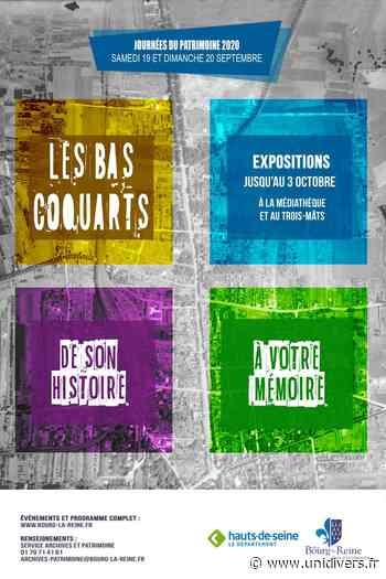 Exposition : Les Bas-Coquarts, une Histoire Médiathèque François-Villon samedi 19 septembre 2020 - Unidivers