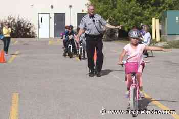 Airdrie RCMP encourages safe cycling - Airdrie Today