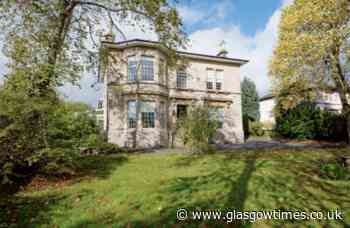 Stunning £570k Airdrie mansion with SAUNA up for grabs in £2.50 raffle competition - Glasgow Times