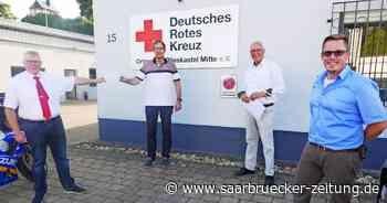 Orchesterverein Lautzkirchen spendet an DRK Blieskastel-Mitte - Saarbrücker Zeitung