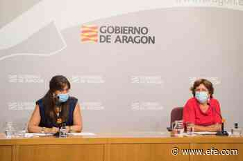 45 usuarios de la residencia de Burbáguena (Teruel) y 4 trabajadores con COVID - Agencia EFE