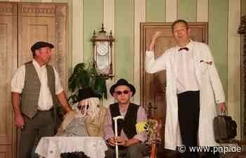 Heuer keine Vorstellungen: Theater Kolping Gern pausiert - Passauer Neue Presse