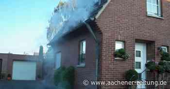 Signalnebelprüfungen: Es raucht und qualmt in Simmerath - Aachener Zeitung