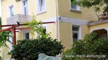 Haus bei Herborn mit bewegter Geschichte: Villa Erholung wird Ausflugslokal - Rhein-Zeitung