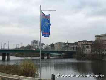 2019: Mülheim zeigt Flagge gegen Gewalt