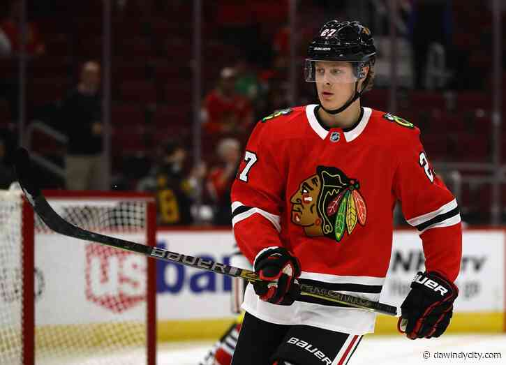 Blackhawks: Three young players who can impact play-in series