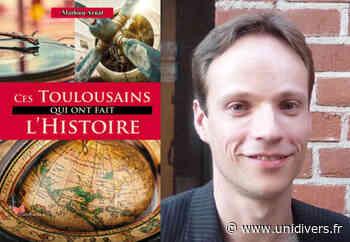 Café littéraire sur l'histoire de Toulouse Médiathèque samedi 19 septembre 2020 - Unidivers