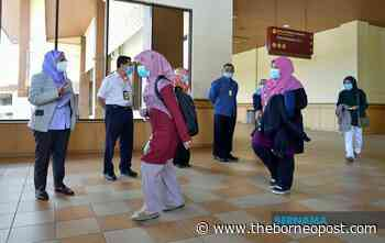 Enrollment of Kuching-based students into matriculation colleges postponed - MOE - The Borneo Post