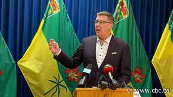 Sask. Party pre-election funding appeal promises Premier Moe will personally see list of donors - CBC.ca