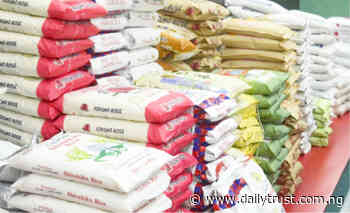 Sallah: Archbishop distributes 100 bags of rice to Jos Muslim communities - Daily Trust
