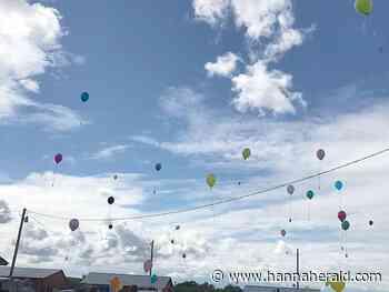 Balloon Race fun in Endiang - Hanna Herald