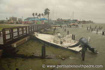 Hanna rolls through Laguna Madre area - Port isabel south padre