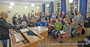 Chor Collegium Vocale aus Blieskastel feiert sein 30-jähriges Bestehen - Saarbrücker Zeitung