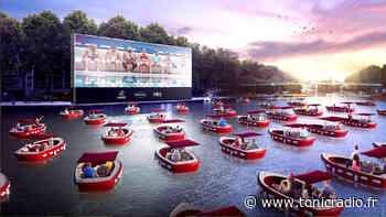 Le Wam Park de Condrieu lance un cinéma aquatique - Tonic Radio