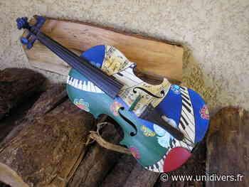 Découverte de la peinture décorative sur bois Le bois qui chante samedi 19 septembre 2020 - Unidivers