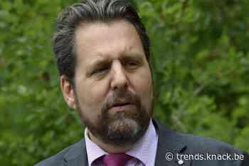 Benoît Gilson nieuwe baas spoornetbeheerder
