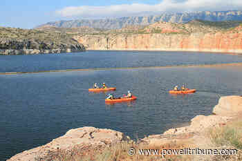 Kayaking programs offered at Bighorn Canyon - Powell Tribune