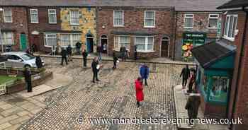 Coronation Street can keep filming despite sudden Greater Manchester lockdown