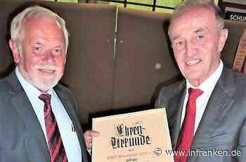 Rainer Kraus hat den TSV Stockheim nach vorne gebracht - inFranken.de