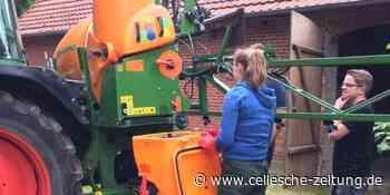 Bauern made in Celle: Viele neue Landwirte und eine neue Hauswirtschafterin - Cellesche Zeitung