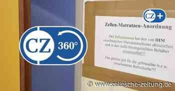 Celle bei 360 Grad: So sieht es im Zellentrakt der Polizei aus - Cellesche Zeitung