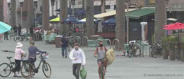 Hermosa Beach Latest City To Implement No-Mask Fines