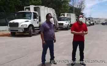 Tras tres días con basura en las calles, Salina Cruz podrá seguir usando terreno ejidal para tirarla - El Universal Oaxaca
