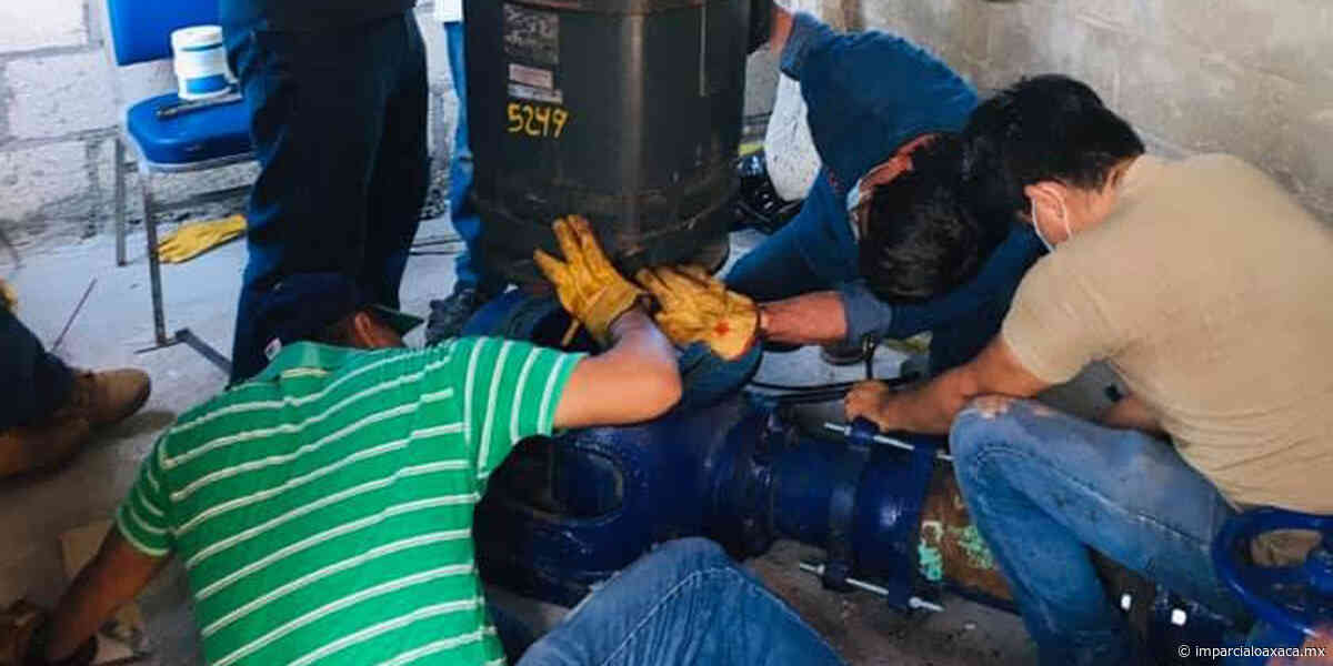 Falla red de agua potable en Salina Cruz - El Imparcial de Oaxaca