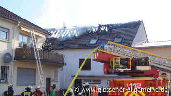 Feuer in Reiskirchen: Polizei nennt erste Ermittlungsergebnisse und mögliche Brandursache - Gießener Allgemeine