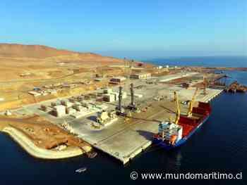 Terminal Portuario Paracas de Perú espera aprobación para transporte de concentrado de minerales - MundoMaritimo.cl