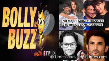 Bolly Buzz: Siddharth being pressurised by SSR's family to speak against Rhea? CA gives statement
