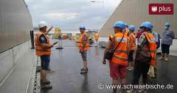 B31-Tunnel Friedrichshafen: Autos sollen ab Frühjahr 2021 durchfahren können - Schwäbische