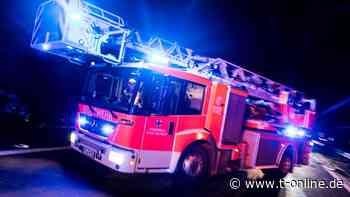 Brand in Heiligenstadt: Vermutlich technischer Defekt - t-online.de