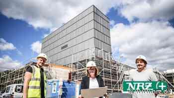 Die Arbeiten an der Stadthalle Dinslaken liegen im Zeitplan - NRZ