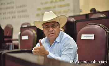Diputado de Misantla da positivo a covid - El Demócrata