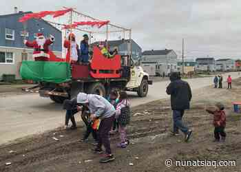 Kuujjuaq Christmas in July - Nunatsiaq News