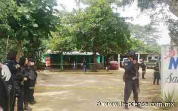 Fueron ejecutados dos mecánicos, padre e hijo, en Tuxtepec - La Prensa