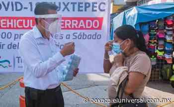 Castigar con prisión a quien no use cubrebocas en Tuxtepec viola Derechos Humanos, acusan - El Universal Oaxaca