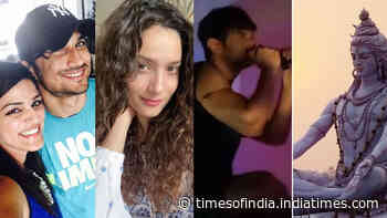 Sushant Singh Rajput's sister supports Ankita Lokhande's statement, prays for justice