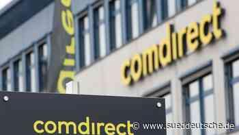 Commerzbank-Tochter Comdirect hebt Prognose an - Süddeutsche Zeitung