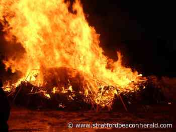 Open-air burn ban over in Stratford, Perth County and St. Marys - The Beacon Herald