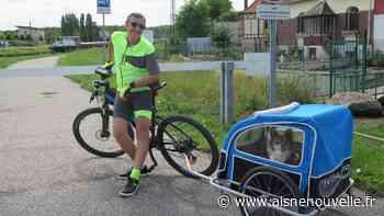 Dépaysement garanti sur l'Euro vélo 3 autour de Chauny - L'Aisne Nouvelle