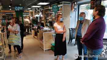 Chauny : commerce (1/2), mouvements estivaux en centre-ville - L'Union