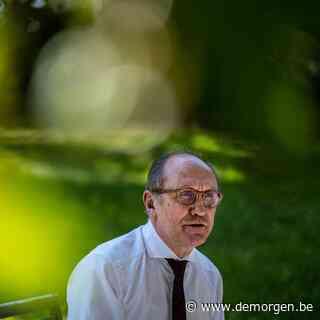 Johan Vande Lanotte: 'Ik had echt graag de coronacrisis beheerd'