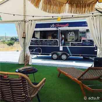 Castelnaudary. Ce food truck propose du cassoulet dans sa guinguette installée en sortie d'autoroute - La Voix du Midi Lauragais