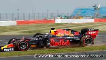 Verstappen fastest in British GP practice - Blue Mountains Gazette