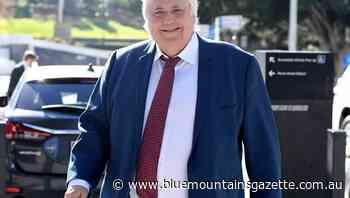 Border-challenging Palmer 'WA's enemy' - Blue Mountains Gazette